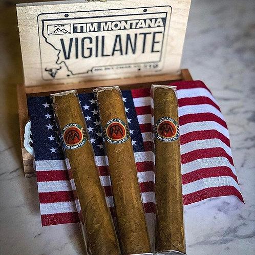 TIM MONTANA'S VIGILANTE