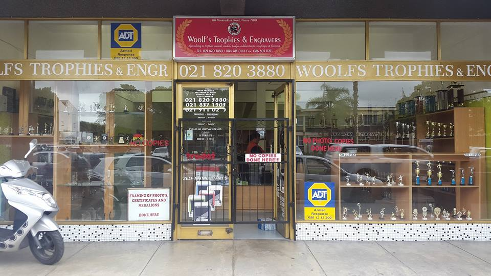 Our Store Front