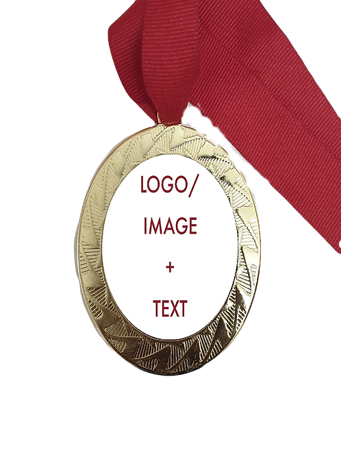 70mm Standard Medal