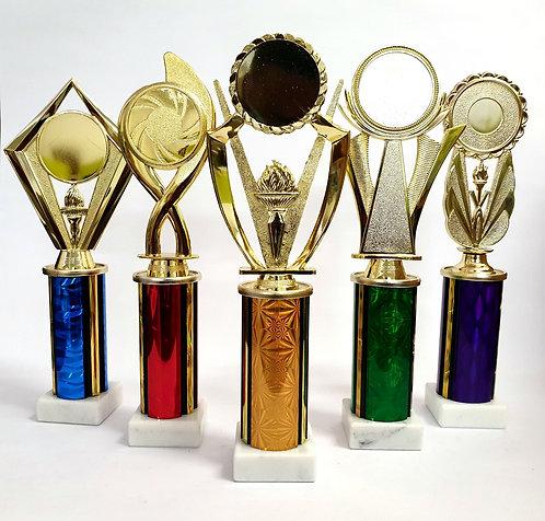 Large Insert Holder Column Trophy