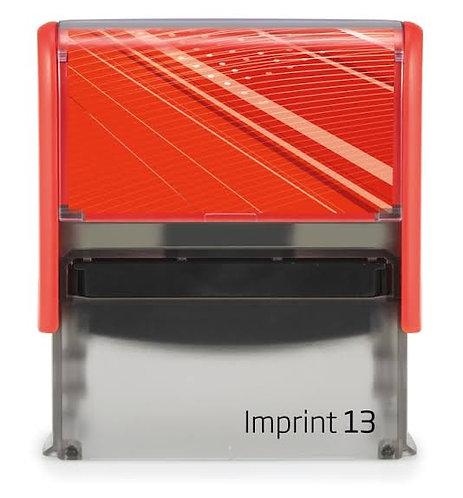 Imprint 13 (58 x 22mm) - Text Stamp