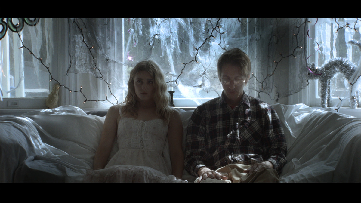 still from The Visitors