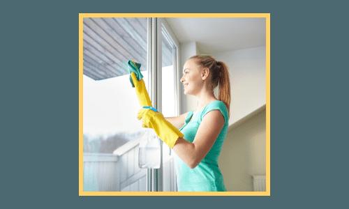 Nettoyer ses vitres sans laisser de traces à Lille