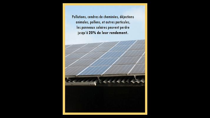 Votre entreprise de nettoyage de panneaux solaires à Lille
