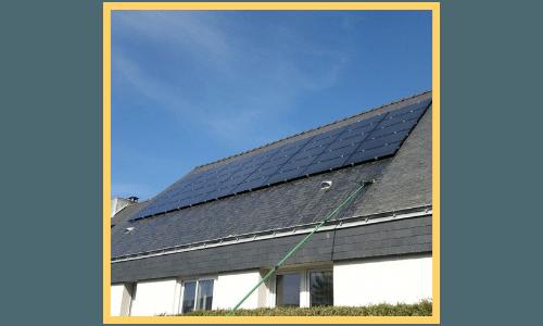 Nettoyage de panneaux solaires Lille