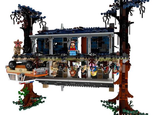 LEGO e o mundo invertido
