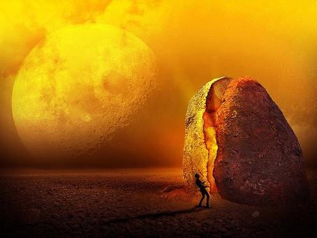 Estamos na idade das pedras