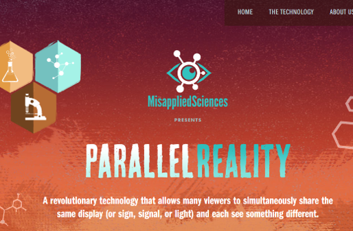 A mágica das Realidades Paralelas
