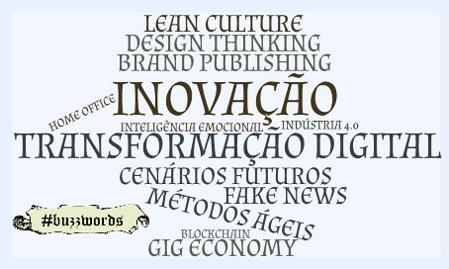 INOVAÇÃO #buzzword