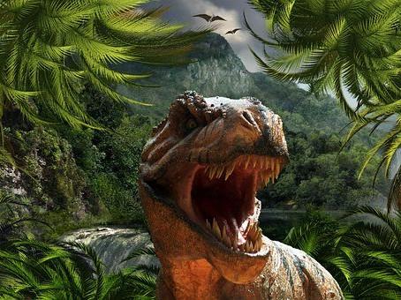 O dinossauro que nos habita
