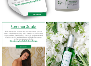 Bringing Body and Bath Care to your doorstep