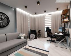Комната для юноши (вариант 2)