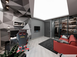 Комната для юноши (вариант 1)