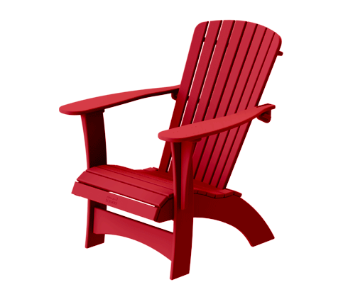 Upright Muskoka Chair