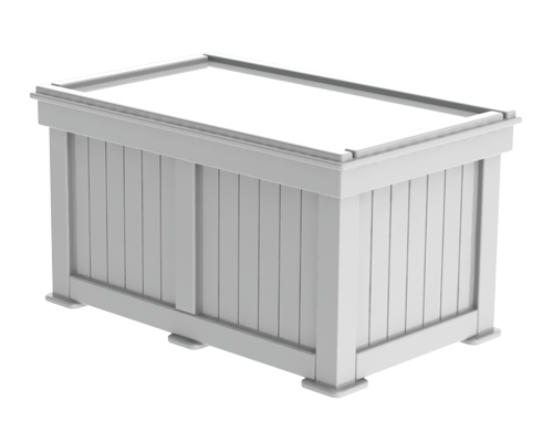 "Deck Box - 48"""