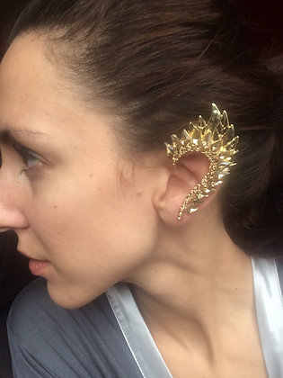 Elf Queen Ear Cuff Wrap