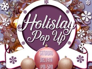 Who Gives A Cuff @ Six26 Lounge: HOLISLAY POPUP