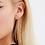 Thumbnail: Gold Fringe Ear Cuff