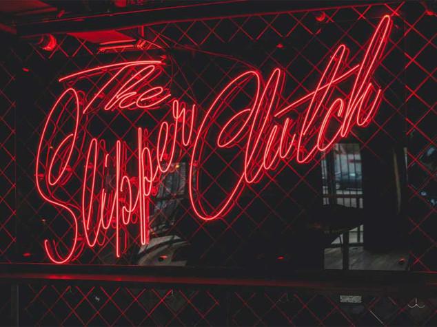 THE SLIPPER CLUTCH