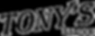 Tony's Saloon Logo