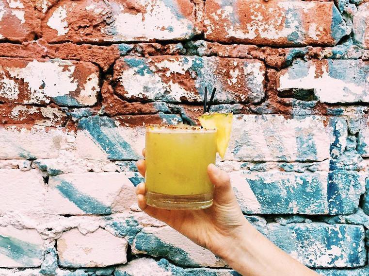 Las Perlas Cocktail