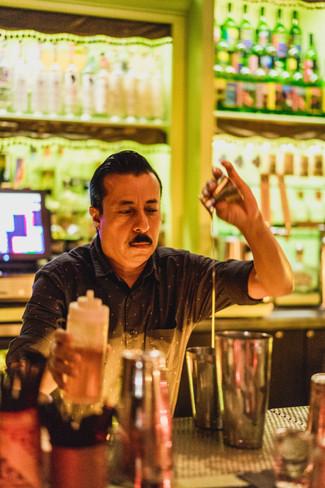 Las Perlas Legend Miguel