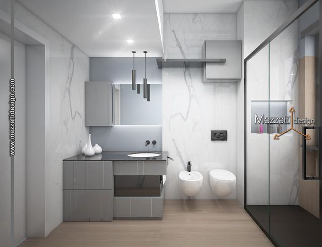 Progetto di un bagno