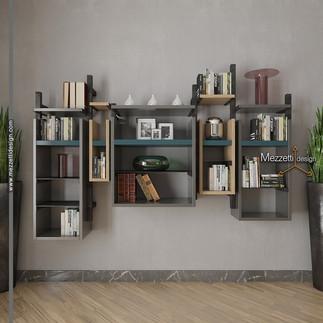 Libreria Pensile