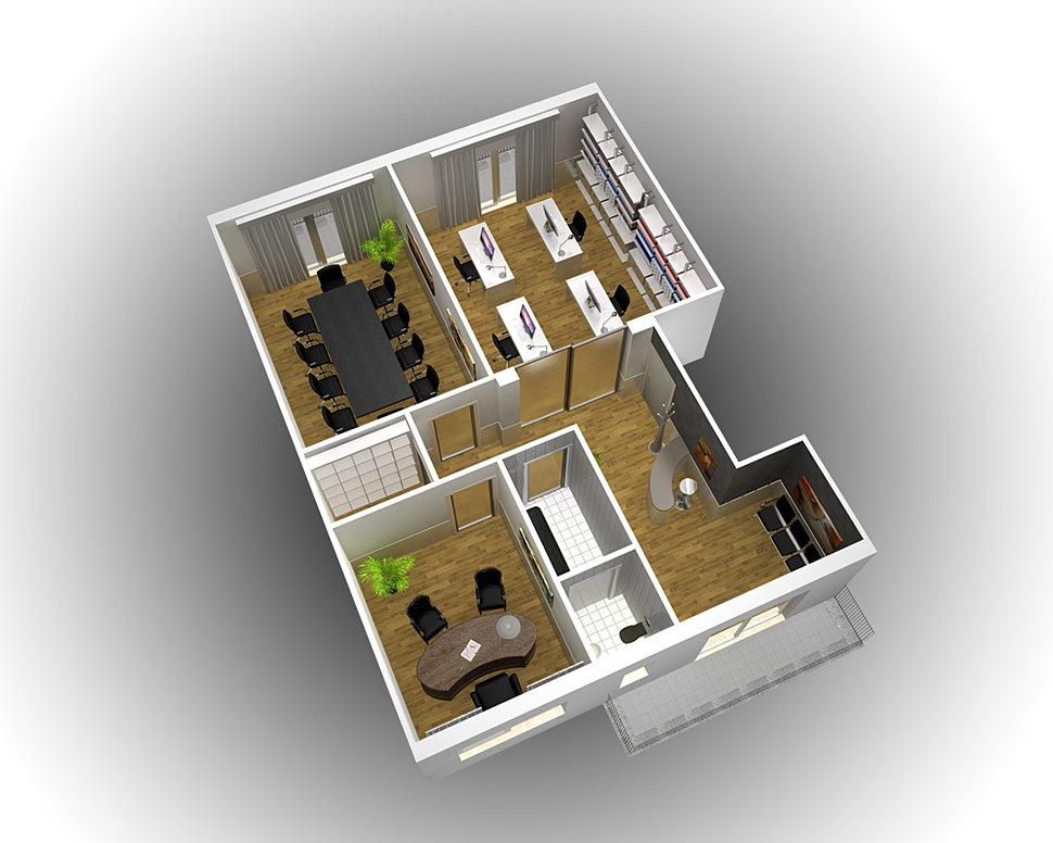 mezzettidesign render rendering interior design a roma