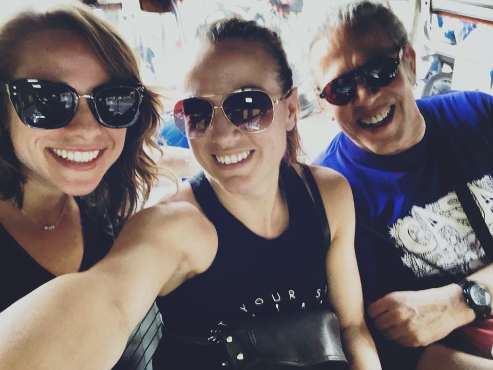 Jes Ann Nail, Danielle White, Steve Colon