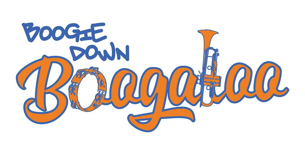Boogie Down Boogaloo Wednesdays!