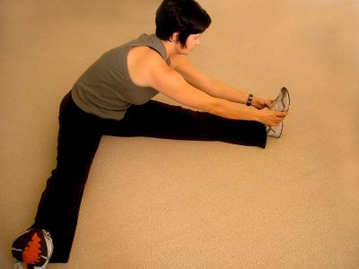 The best pre-running stretches