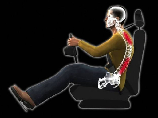 Is Your Driving Causing your Headaches and Neck Pain?