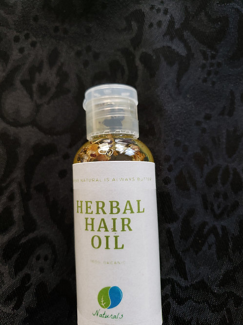 Herbal Hair Oil 2 oz