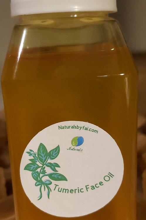Tumeric Oil 8oz