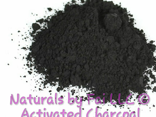 Activated Charcoal w/shipping