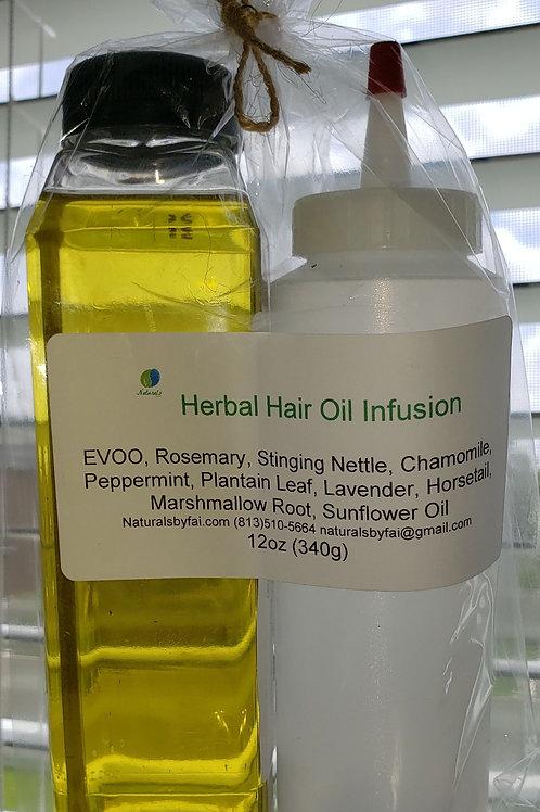 Herbal Hair Infusion Bundle