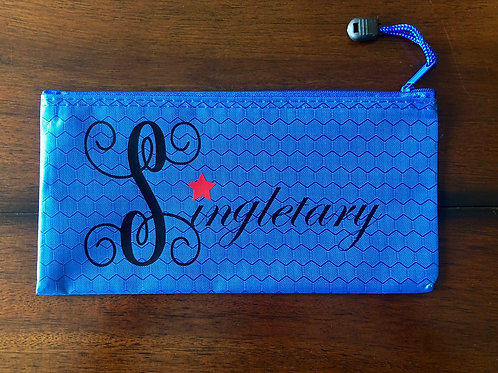 Customized Name Travel Pouch