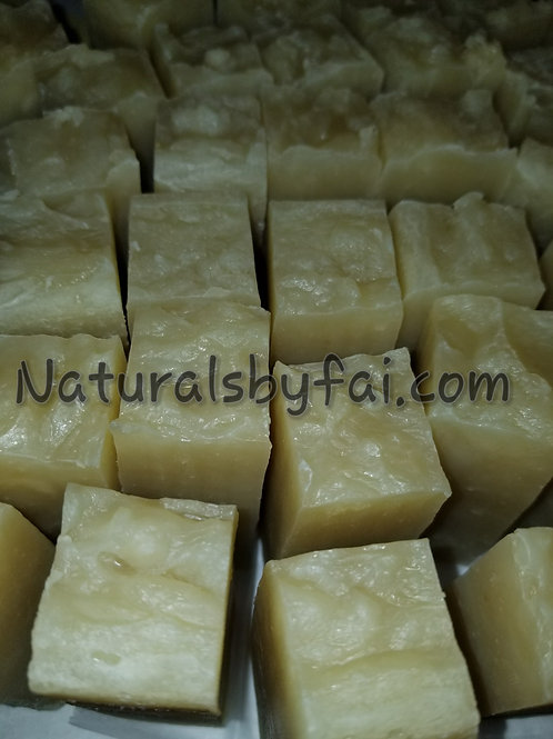 JazziCoconut Face Soap