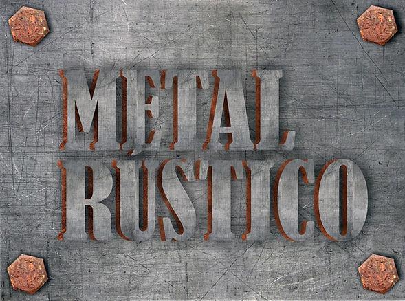 Metal Rustico