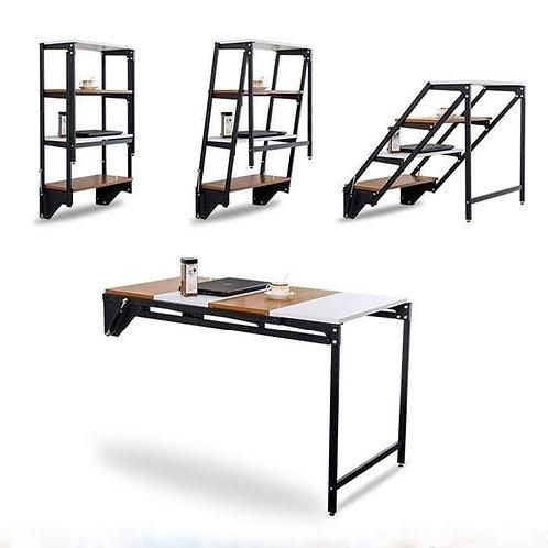 Mesa que vira Prateleira