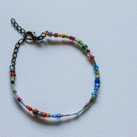 MultiColour Wire Bracelet -WB01