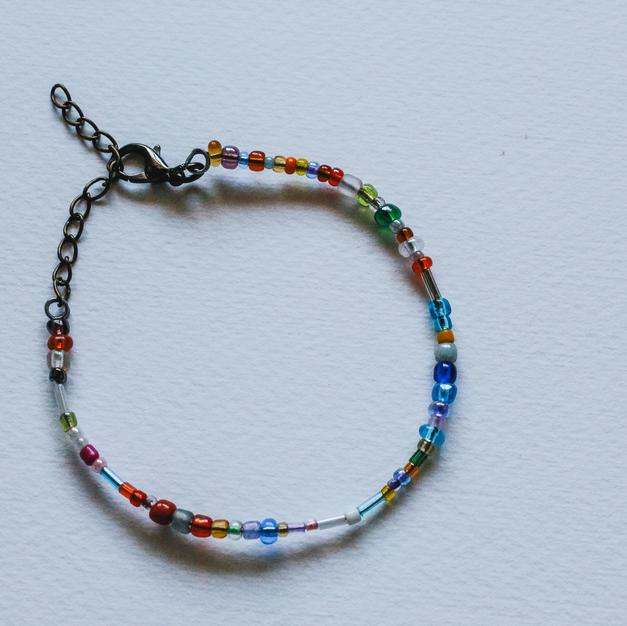 MultiColour Wire Bracelet -WB01