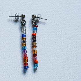 Wire Earrings -WE02