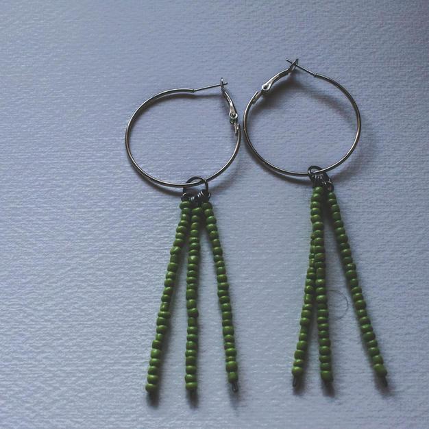 Hoop Earrings -HE01