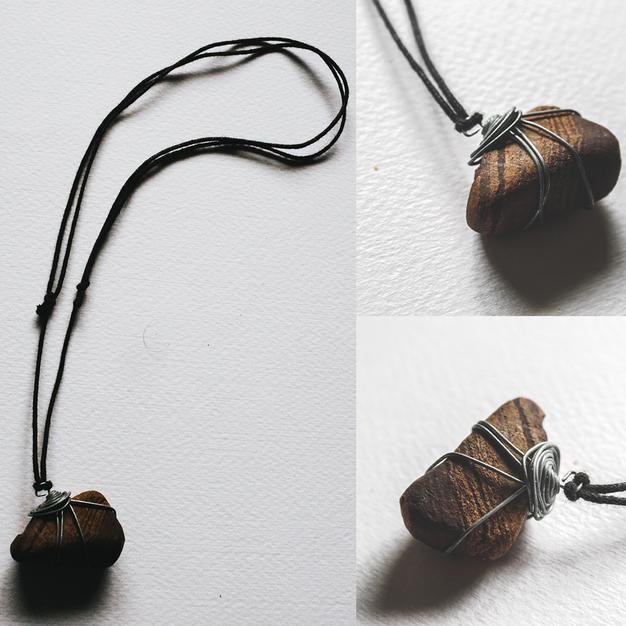 RiverStone Necklace - P07