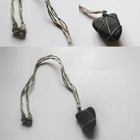 Desert Stone Necklace - P13