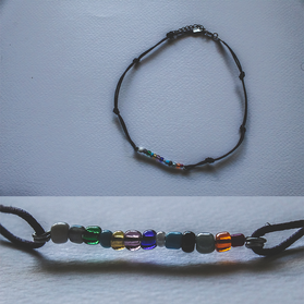 Multicolour Short Necklace - SN05