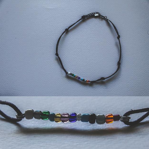 Multicolour Short Necklace - SN05