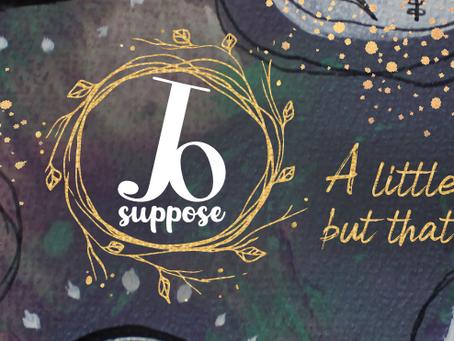 JoSuppose - my story & a freeby (;